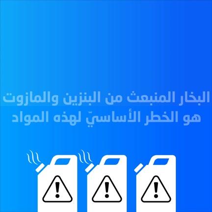 Risk of Fuel Storage