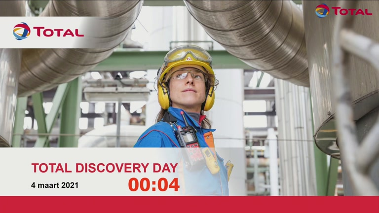 Total Discovery Day 2021