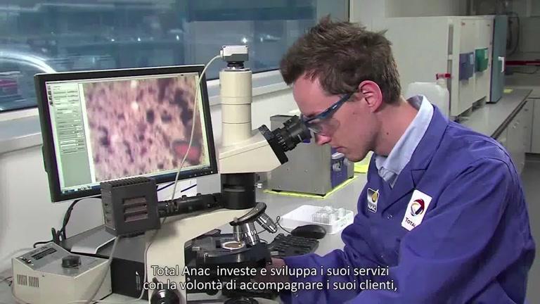 Servizio ANAC di analisi olio per l'autotrazione e l'industria
